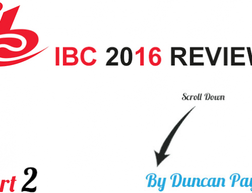 IBC 2016 IN REVIEW